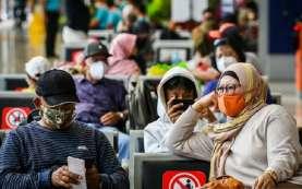 Mudik Dilarang, KAI Berangkatkan 11.000 Penumpang Non-Mudik