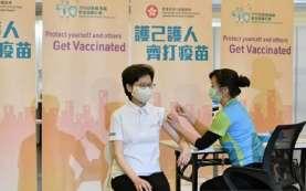 Masyarakat Tak Percaya Pemerintah, Vaksinasi Hong Kong Tertinggal