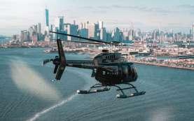 Pakai Helikopter, Jasa Marga Lakukan Simulasi Penyelamatan Udara