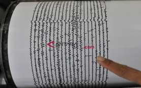 Gempa M 5,5 Guncang Melonguane Sulut, Tak Berpotensi Tsunami