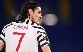 Manchester United Resmi Perpanjang Kontrak Striker Edinson Cavani