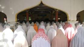 Empat Kelurahan di Surabaya Diimbau Tak Gelar Salat Idulfitri