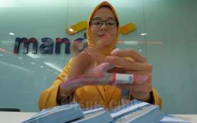 Persiapan Uang Tunai Bank Mandiri Region Sumatra I Bertambah Jadi Rp4,7 Triliun