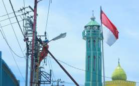 Pasokan Listrik Lebaran, Cadangan Daya PLN Sulselrabar Capai 656 MW
