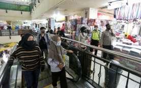 Pemkot Bandung Klaim tak Ada Lagi Kerumunan di Pusat Perbelanjaan dan Mal
