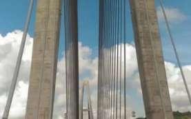 Penutupan Jembatan Mahkota II di Samarinda Diperpanjang