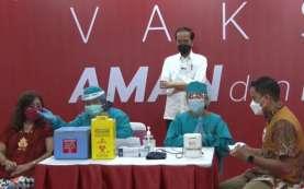 Survei University of Maryland: 80,8 Persen Orang Indonesia Mau Disuntik Vaksin Covid-19