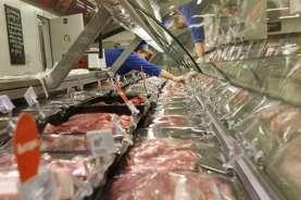 Bulog Sumut Kehabisan Stok Daging Sapi Beku