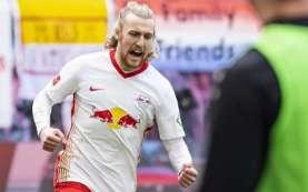 RB Leipzig Perpanjang Kontrak Emil Forsberg Hingga 2025