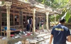 Ledakan Petasan di Kebumen Tewaskan 4 Orang