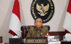 Tunda Sungkem ke Ibunda, Mahfud MD: Masih Pandemi Covid-19