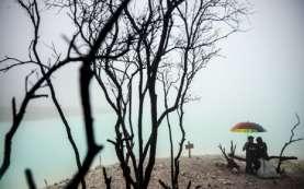 Ada Penyekatan, Pengunjung ke Kawasan Wisata Ciwidey Anjlok 70 Persen