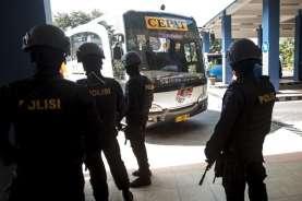 Periode Larangan Mudik, Bus dan Truk Masuk ke Solo Berkurang Drastis
