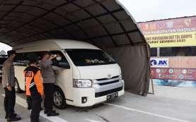 Travel Ilegal Terjaring Operasi di Madiun, Polisi Perketat Operasi Arus Balik