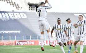 3 Penalti 2 Kartu Merah, Juventus Atasi Inter, Jaga Asa Finis 4 Besar