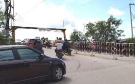 Arus Lalu Lintas di Perbatasan Banjarmasin Meningkat