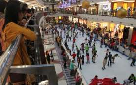 Tingkat Kunjungan ke Pusat Perbelanjaan Mulai Landai Saat Lebaran