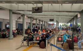 Larangan Mudik 2021 : Operasi Kereta Api Komersial Susut 83 Persen