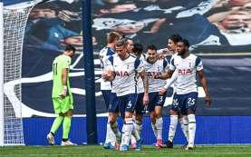 Spurs Jaga Peluang ke Liga Champions Setelah Tundukkan Wolves