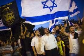 Tribun Sinagoge Ambruk, 2 Yahudi Israel Tewas & 100 Terluka
