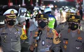 Balik ke Jakarta, 76 Pemudik Dinyatakan Positif Covid-19