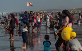 Wisatawan di Yogyakarta Membeludak, Petugas Kewalahan Mengawasi