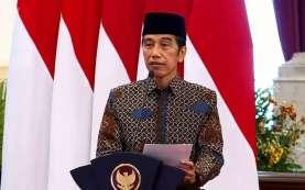 Sentil Ketua KPK, Jokowi Soroti Nasib Novel Baswedan Cs