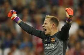 Ada Masalah di Lutut, Ter Stegen Absen Bela Jerman di Piala Eropa