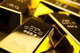 Mantap, Bun! Harga Emas Dekati Rekor Tertinggi dalam 4 Bulan