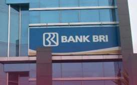 Kuartal I/2021, Bank BRI (BBRI) Cetak Laba Bersih Rp6,86 Triliun