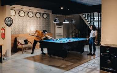Allstay Hotel Yogyakarta Tambah Fasilitas Game Room