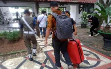 Resmi Dilantik Jadi ASN, Firli Minta Pegawai KPK Menjiwai Pancasila