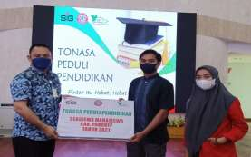 Program Beasiswa Tonasa, 140 Mahasiswa Pangkep Terima Manfaat