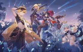 Genshin Impact Bisa Diunduh Secara Gratis di Epic Games