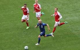 Denmark vs Finlandia Dilanjutkan, Kondisi Christian Eriksen Stabil