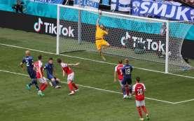 Euro 2020, Grup B: Babak Pertama Denmark vs Finlandia Imbang 0-0
