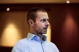 Presiden UEFA Harap Christian Eriksen Segera Pulih Sepenuhnya