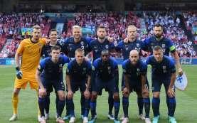 Hasil Pertandingan Grup B Euro 2020, Finlandia Atasi Tekanan Denmark 1-0