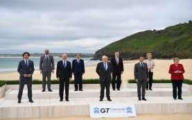 G7 Bakal Godok Megaproyek Tandingan Belt and Road Initiative Milik China