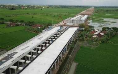 Proyek Tol Semarang-Demak Seksi 2 Rampung Medio Tahun Depan