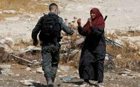 Penjaga Keamanan Israel di Tepi Barat Tembak Mati Perempuan Palestina