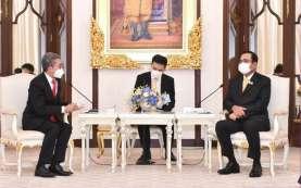 Bincang dengan Dubes RI, PM Thailand Singgung Hambatan Investasi