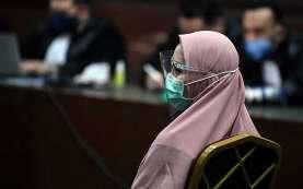 Pengadilan Tinggi DKI Sunat Vonis Pinangki Jadi 4 Tahun Penjara