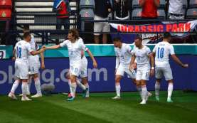 Hasil Piala Eropa (Euro 2020), Schick Bawa Cheska Hajar Skotlandia