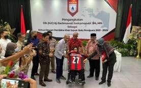 Rachmawati Soekarnoputri Ditunjuk Jadi Ketua Dewan Pembina Persipura