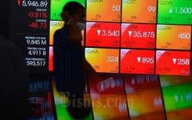 IHSG Menguat Tipis, Investor Asing Borong Saham BMRI & BBCA