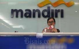 Bank Mandiri (BMRI) Proyeksi Rasio Kecukupan Modal 20 Persen Tahun Ini