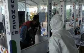 Cegah Penyebaran Virus, Ada Teknologi Pendeteksi Covid-19 di Udara