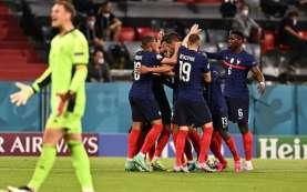 Euro 2020 Grup F Jerman vs Prancis di Munchen, Skor 0–1