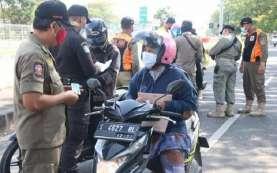 Duh, 577 Orang Ogah Tes Cepat Covid-19 di Posko Penyekatan Suramadu